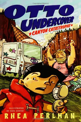 9780060754983: Otto Undercover #2: Canyon Catastrophe