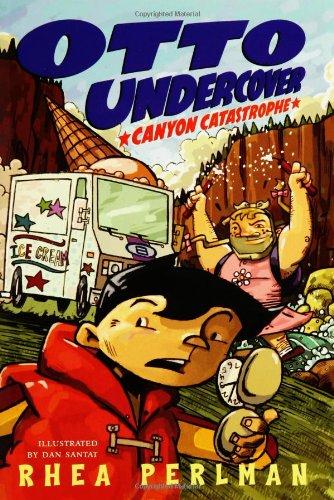 9780060754983: Otto Undercover #2: Canyon Catastrophe