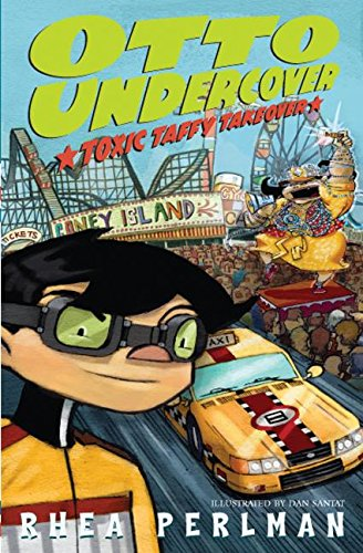 9780060755010: Otto Undercover #4: Toxic Taffy Takeover