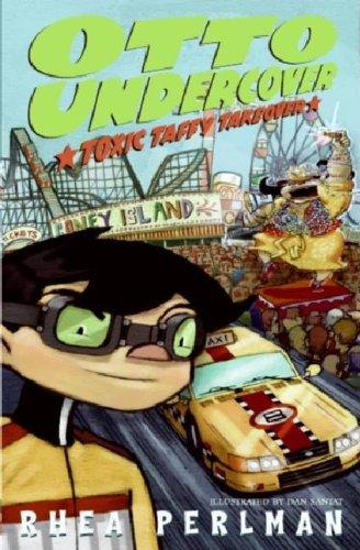 9780060755027: Otto Undercover #4: Toxic Taffy Takeover