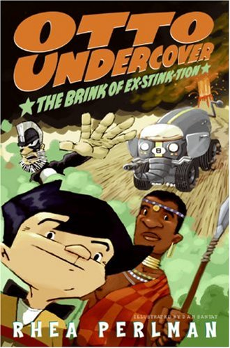 9780060755041: Otto Undercover #5: The Brink of Ex-stink-tion