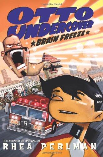 Otto Undercover #6: Brain Freeze: Perlman, Rhea