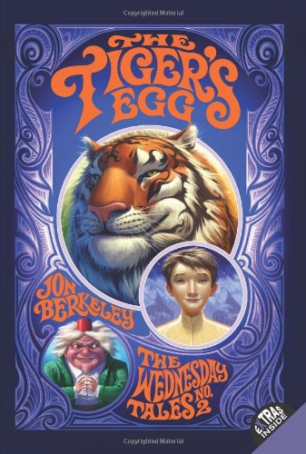 9780060755126: The Tiger's Egg
