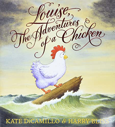 9780060755546: Louise, The Adventures of a Chicken