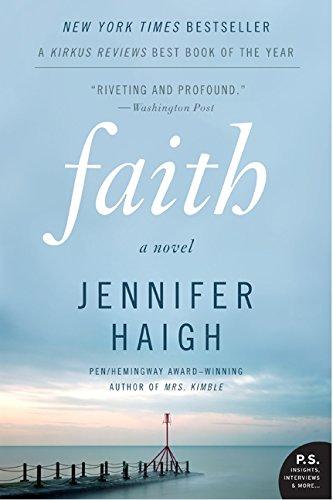 9780060755812: Faith: A Novel