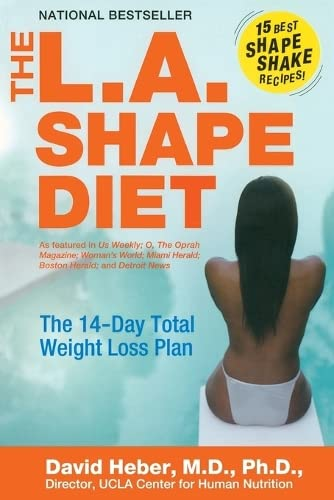9780060756161: L.A. Shape Diet: The 14-Day Total Weight Loss Diet