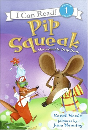 9780060756352: Pip Squeak (I Can Read Book 1)