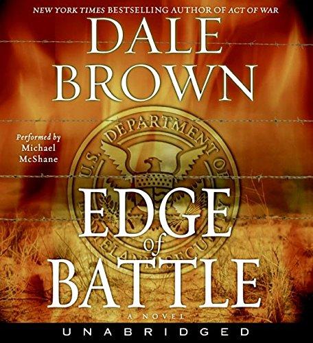 9780060756451: Edge of Battle CD: A Novel