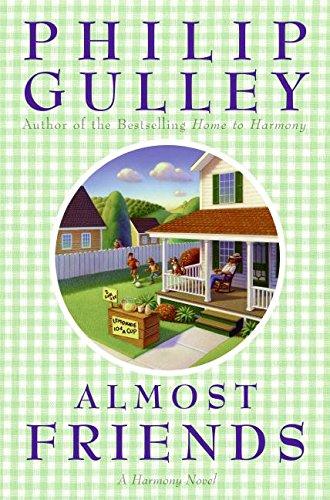 9780060756567: Almost Friends: A Harmony Novel (Harmony Novels)