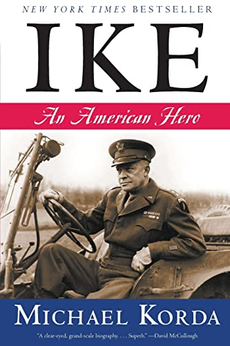 9780060756666: Ike: An American Hero