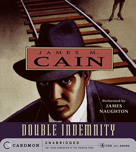 Double Indemnity CD: James Cain, James
