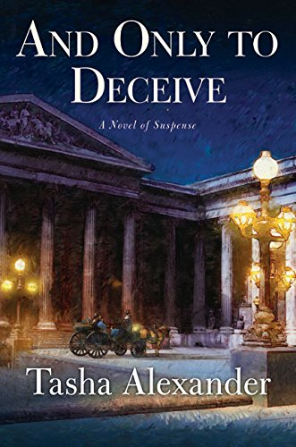 9780060756710: And Only to Deceive: A Novel of Suspense (Lady Emily)