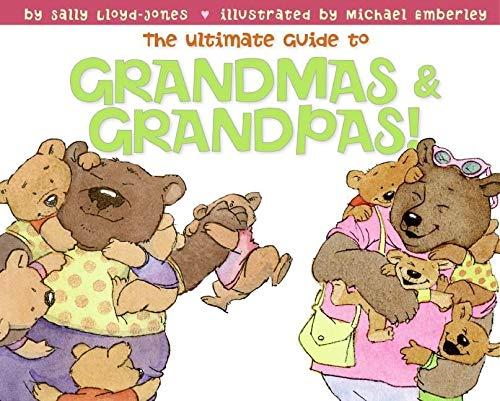 9780060756871: The Ultimate Guide to Grandmas & Grandpas!