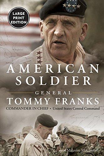 9780060757144: American Soldier LP