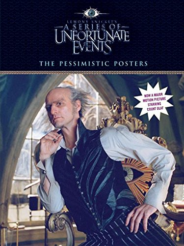 9780060757335: The Pessimistic Posters (A Series of Unfortunate Events Movie Poster Book)