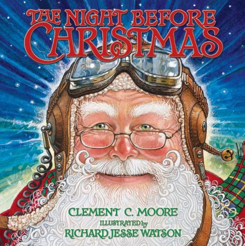 9780060757410: The Night Before Christmas