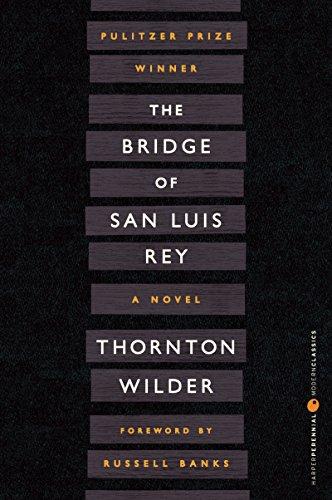 9780060757502: The Bridge of San Luis Rey (Perennial Classics)