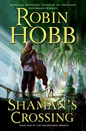 Shaman's Crossing: **Signed**
