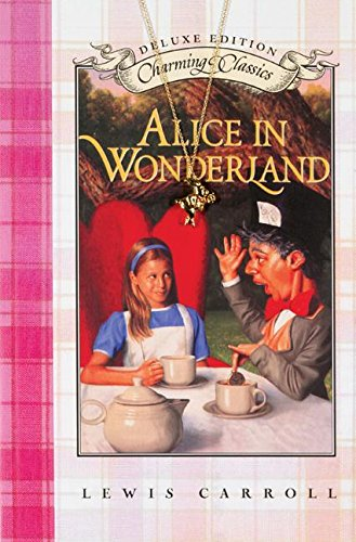 9780060757687: Alice in Wonderland Deluxe Book and Charm with Jewelry (Charming Classics)