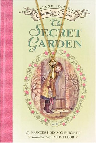 9780060757717: The Secret Garden Deluxe Book and Charm (Charming Classics)