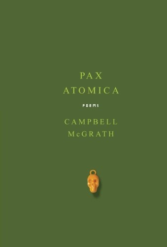 9780060758042: Pax Atomica: Poems