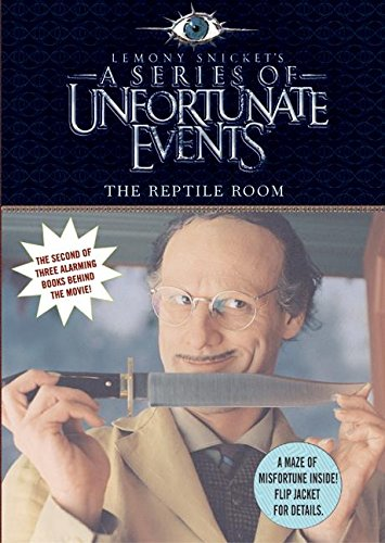 9780060758073: Lemony Snicket Reptile Room (Series of Unfortunate Events)