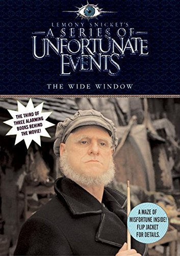 9780060758080: The Wide Window, Movie Tie-in Edition (A Series of Unfortunate Events, Book 3)