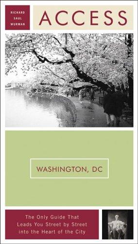 9780060758097: Access Washington, D.C. 9e (Access Guides)