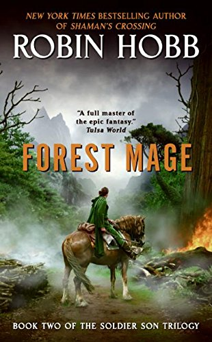 9780060758295: Forest Mage (The Soldier Son Trilogy, Book 2)