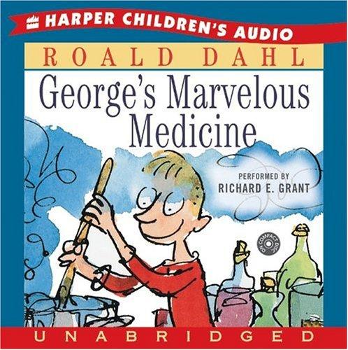 9780060758325: George's Marvelous Medicine CD