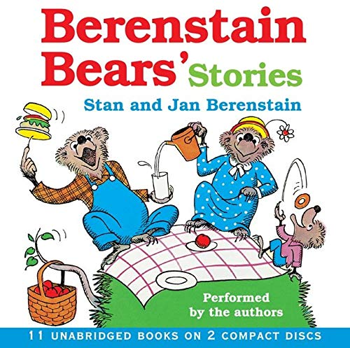 9780060758370: Berenstain Bear's Stories CD