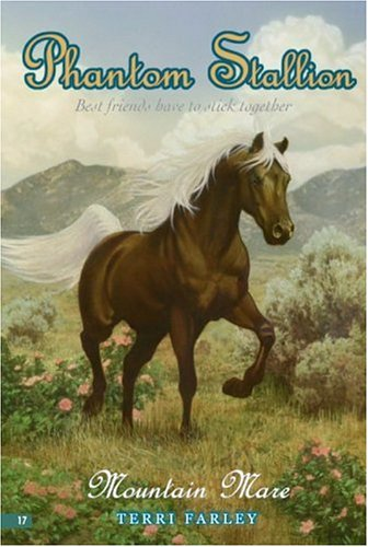 9780060758455: Mountain Mare (Phantom Stallion #17)