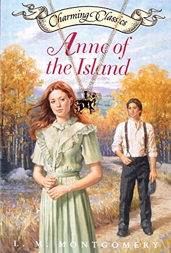 9780060758592: Anne of the Island Book and Charm (Charming Classics)