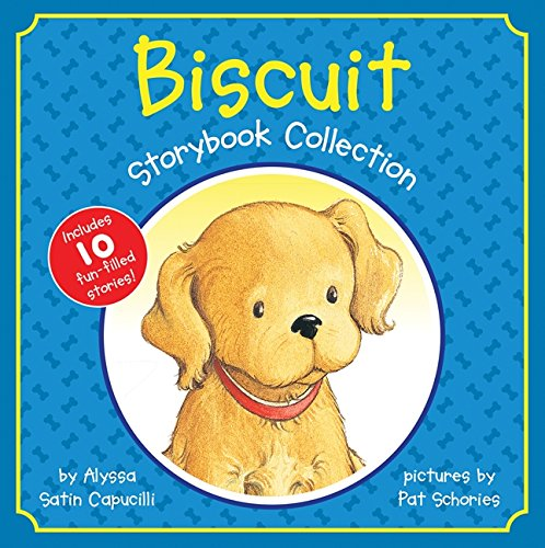 9780060759049: Biscuit Storybook Collection