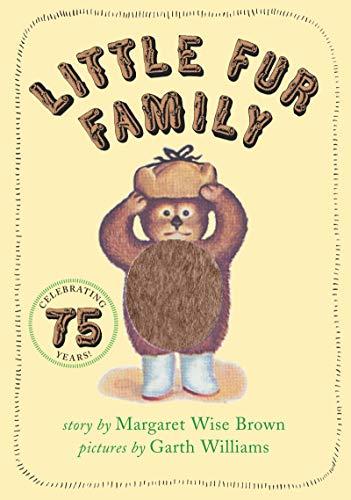 Little Fur Family Board Book: Brown, Margaret Wise