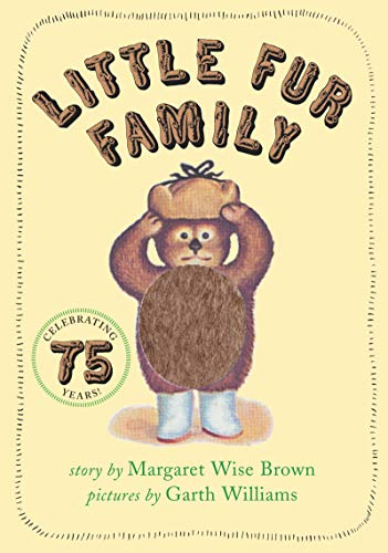 9780060759605: Little Fur Family Board Book