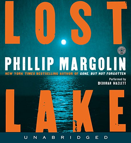 Lost Lake CD (0060759623) by Phillip Margolin
