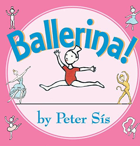 9780060759667: Ballerina! Board Book