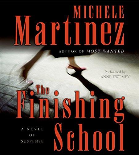 9780060759803: The Finishing School CD
