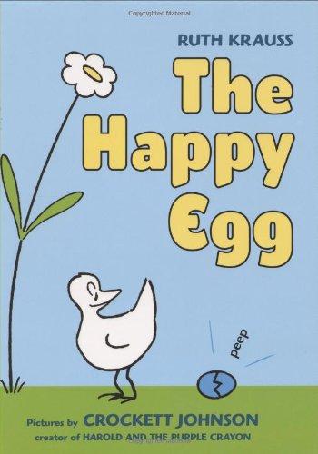 9780060760052: The Happy Egg