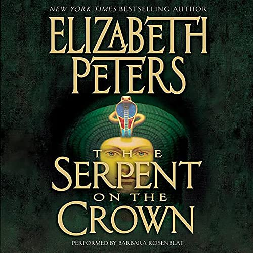 9780060760137: Serpent on the Crown CD (Amelia Peabody Mysteries)
