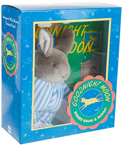 9780060760274: Goodnight Moon: Board Book and Bunny