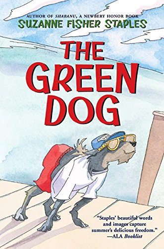 9780060760458: The Green Dog: A Mostly True Story
