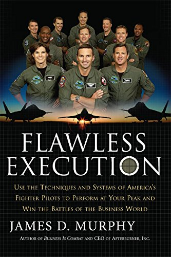 9780060760496: Flawless Execution: Use the Techniques and Systems of America's Fighter Pilots to Perform at Your Peak and Win the Battles of the Business World