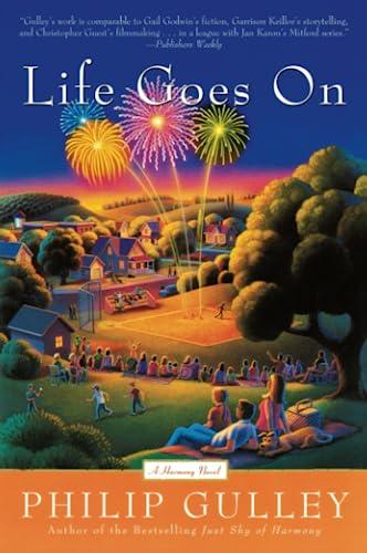 9780060760618: Life Goes On: A Harmony Novel