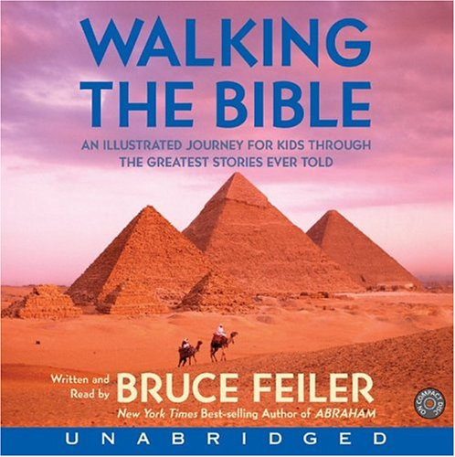 Walking the Bible CD: An Illustrated Journey for Kids Through the Greatest Stories Ever Told: Bruce...