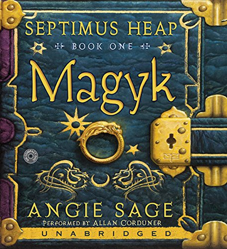 9780060760830: Septimus Heap, Book One: Magyk CD [CD] Audiobook