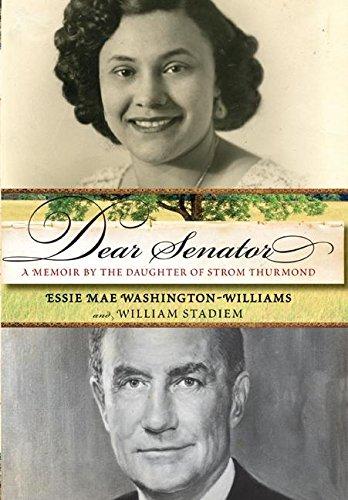 9780060760953: Dear Senator: A Memoir by the Daughter of Strom Thurmond