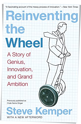 9780060761387: Reinventing the Wheel: A Story of Genius, Innovation, and Grand Ambition