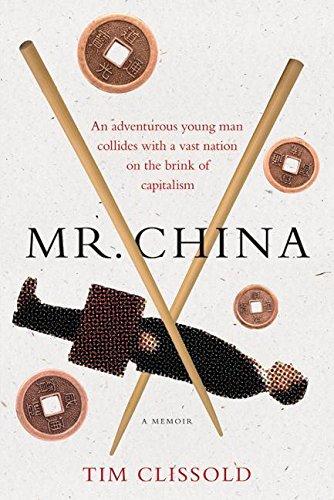 9780060761394: Mr. China: A Memoir